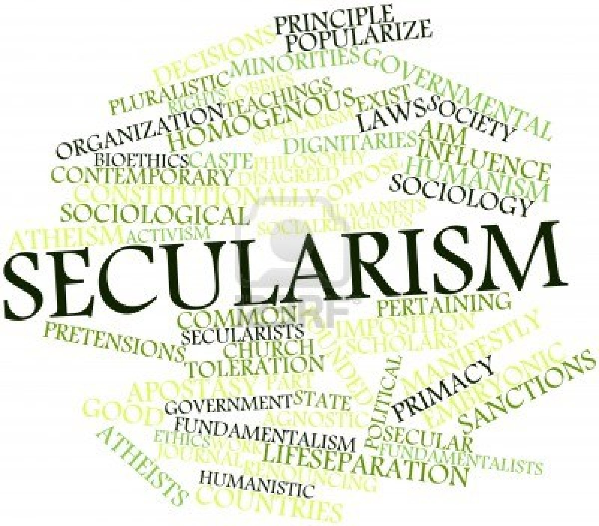contemporary religion secularisation thesis The withering of organised religion and religious element of traditional secularisation theory that is most widely questioned among contemporary sociologists of religion is the claim that modernisation leads (inevitably) to the decline of religion.