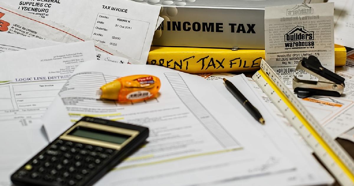 Principles of Tax